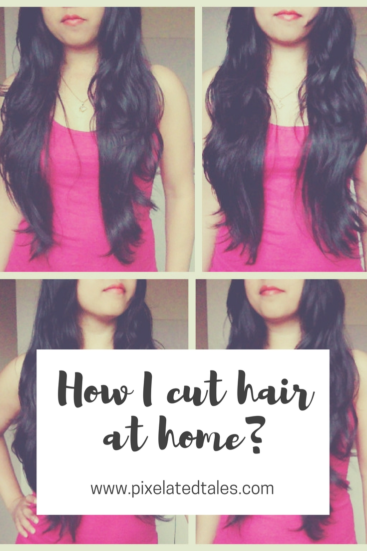how to style hair at home how to cut hair at home hairstyle 5181